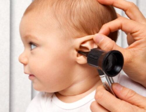 Cómo se detecta la pérdida auditiva en bebés.
