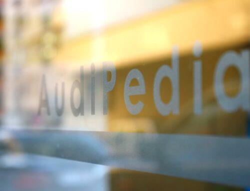 Bienvenido a Audipedia